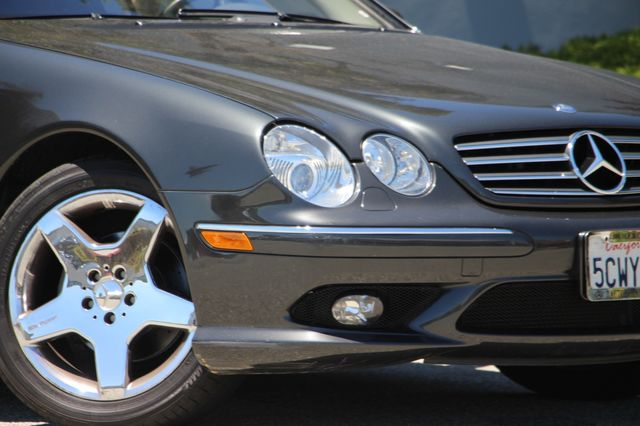 Pre-Owned 2003 Mercedes-Benz CL-Class 5.0L