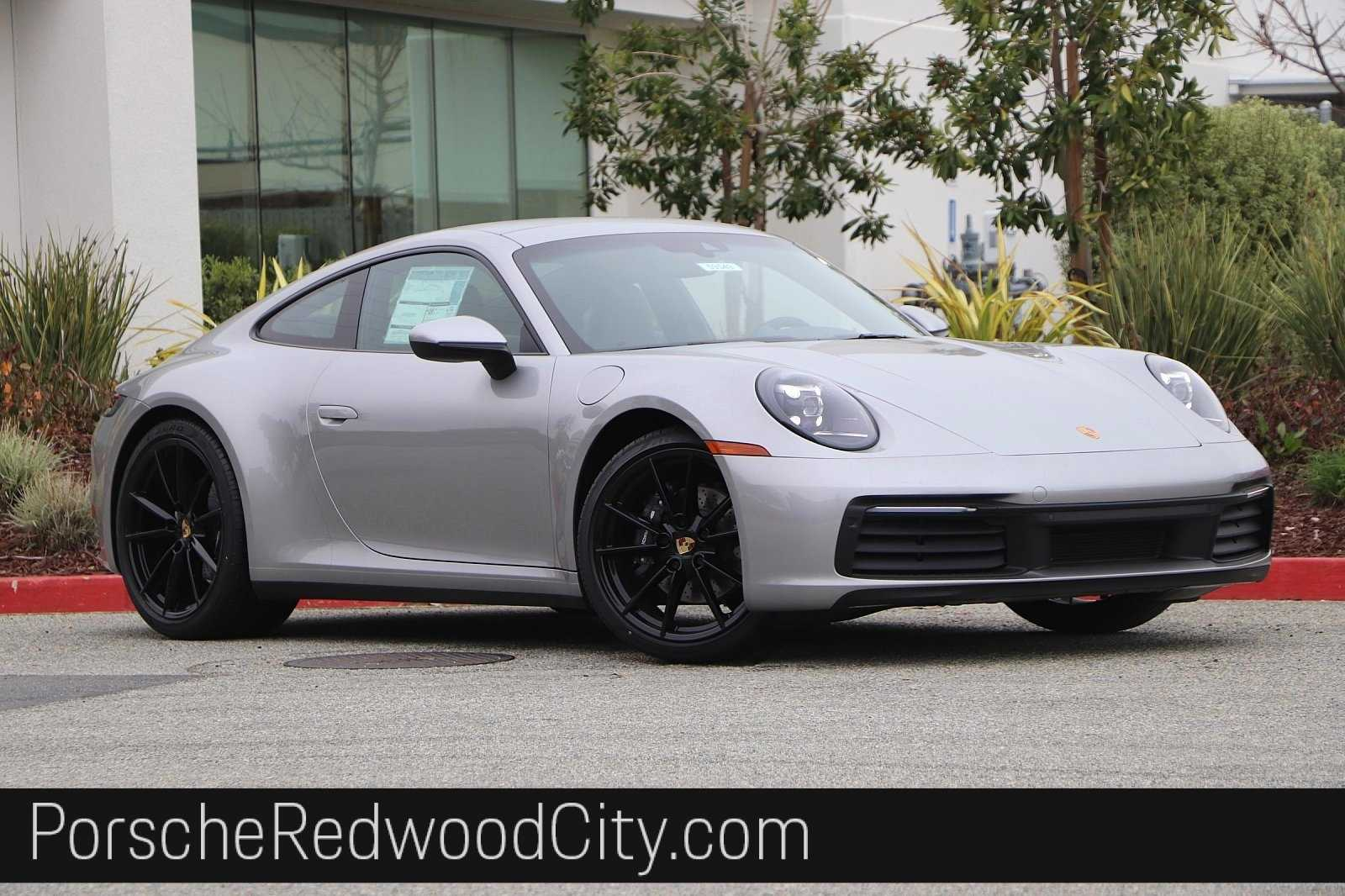 New 2020 Porsche 911 Carrera MSRP WAS: $114,070, NOW: $109,988