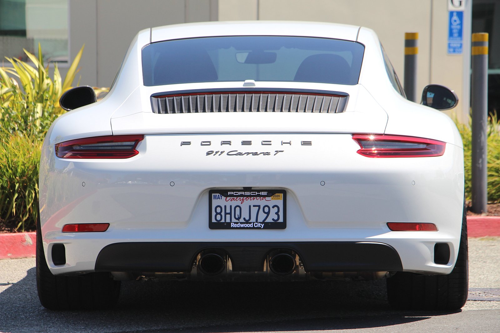 Porsche Certified Pre Owned >> Certified Pre Owned 2019 Porsche 911 Carrera T