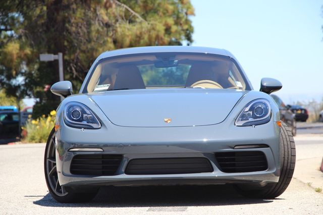 Pre-Owned 2017 Porsche 718 Cayman S
