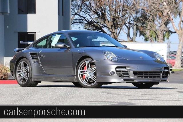 Pre-Owned 2007 Porsche 911 Turbo