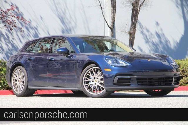 New 2018 Porsche Panamera 4 Sport Turismo (Executive Demo)