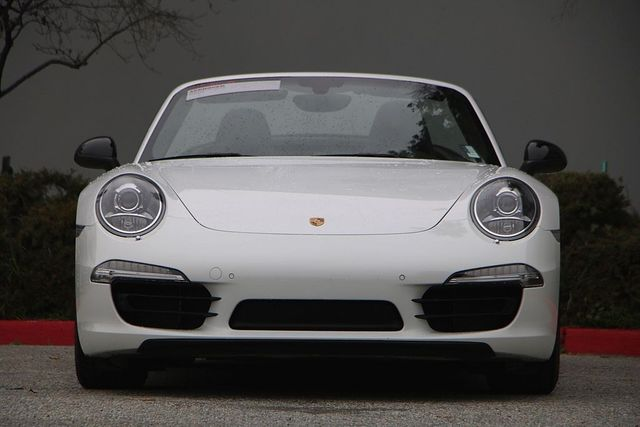 Certified Pre-Owned 2013 Porsche 911