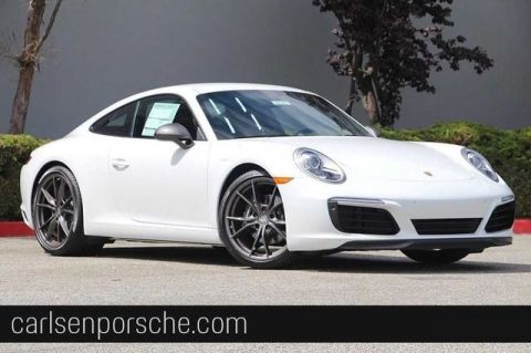New 2018 Porsche 911 Carrera T