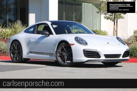 "New 2019 Porsche 911 Carrera T ""DEMO"" (MSRP WAS: $119,120, NOW: $105,988)"