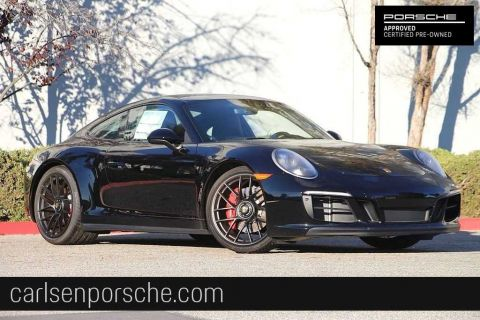 "New 2019 Porsche 911 Carrera GTS ""DEMO"" (WAS: $146,820, NOW: $135,988)"