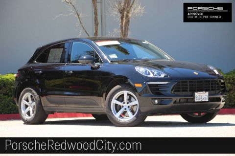 Pre Owned Cars >> 13 Certified Pre Owned Porsches In Stock Redwood City Ca