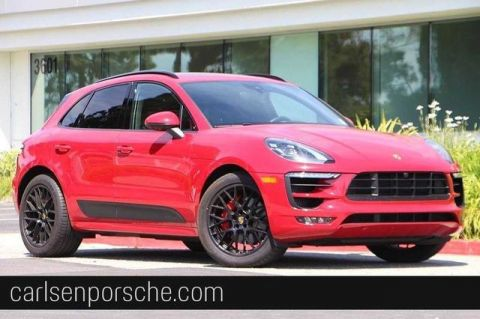 Certified Pre-Owned 2018 Porsche Macan GTS